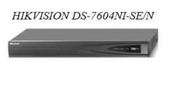 NVR įranga | Tinklinis vaizdo įrašymo įrenginys Hikvision DS-7604NI-SE/N | Skaitmeninių sprendimų grupė, MB | +37062775772 | info@ssgrupe.lt | Mindaugo g. 42, LT03210 Vilnius