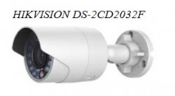 Hikvision DS-2CD2032F | Cilindrinė IP kamera Hikvision DS-2CD2032F | Skaitmeninių sprendimų grupė, MB | +37062775772 | info@ssgrupe.lt | Mindaugo g. 42, LT03210 Vilnius