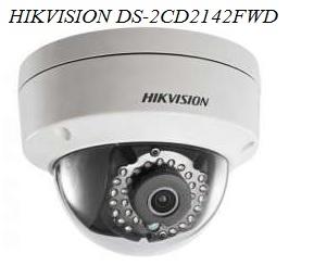 IP kamera Hikvision | 4Mpx kupolinė IP kamera Hikvision DS-2CD2142FWD | Digital Solutions Group | +37062775772 | info@ssgrupe.lt | Mindaugo g. 42, LT03210 Vilnius
