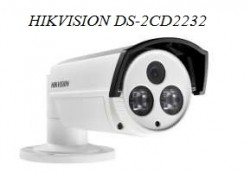 Hikvision kamera | Cilindrinė IP kamera Hikvision DS-2CD2232 3Mpx | Skaitmeninių sprendimų grupė, MB | +37062775772 | info@ssgrupe.lt | Mindaugo g. 42, LT03210 Vilnius