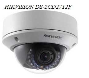 Hikvision | Kupolinė IP kamera Hikvision DS-2CD2712F 1.3 Mpx | Skaitmeninių sprendimų grupė, MB | +37062775772 | info@ssgrupe.lt | Mindaugo g. 42, LT03210 Vilnius