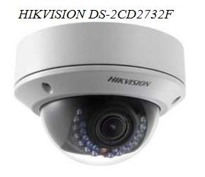IP kamera Hikvision | Kupolinė IP kamera Hikvision DS-2CD2732F 3Mpx | Digital Solutions Group | +37062775772 | info@ssgrupe.lt | Mindaugo g. 42, LT03210 Vilnius