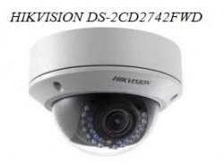IP kamera | Kupolinė IP kamera Hikvision DS-2CD2742FWD 4Mpx | Digital Solutions Group | +37062775772 | info@ssgrupe.lt | Mindaugo g. 42, LT03210 Vilnius