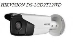 IP kamera Hikvision | Cilindrinė IP kamera Hikvision DS-2CD2T22WD 2Mpx | Skaitmeninių sprendimų grupė, MB | +37062775772 | info@ssgrupe.lt | Mindaugo g. 42, LT03210 Vilnius