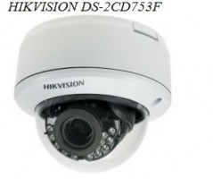 Kupolinė IP kamera Hikvision | Kupolinė IP kamera Hikvision DS-2CD753F 2Mpx | Skaitmeninių sprendimų grupė, MB | +37062775772 | info@ssgrupe.lt | Mindaugo g. 42, LT03210 Vilnius