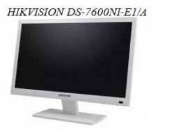Hikvision vaizdo stebėjimo kainos | Tinklinis vaizdo įrašymo įrenginys VISKAS VIENAME Hikvision DS-7600NI-E1/A | Skaitmeninių sprendimų grupė, MB | +37062775772 | info@ssgrupe.lt | Mindaugo g. 42, LT03210 Vilnius