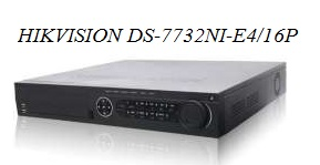 Tinklinis vaizdo įrašymo įrenginys Hikvision DS-7732NI-E4/16P | Skaitmeninių sprendimų grupė, MB | +37062775772 | info@ssgrupe.lt | Mindaugo g. 42, LT03210 Vilnius