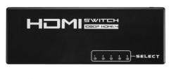 HDMI komutatorius 5 portų | Skaitmeninių sprendimų grupė, MB | +37062775772 | info@ssgrupe.lt | Mindaugo g. 42, LT03210 Vilnius