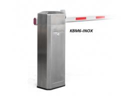 Nerūdijančio plieno kelio užtvaras KBM6-INOX | Skaitmeninių sprendimų grupė, MB | +37062775772 | info@ssgrupe.lt | Mindaugo g. 42, LT03210 Vilnius