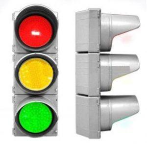 Šviesoforas 3 sekcijų 48 V | Skaitmeninių sprendimų grupė, MB | +37062775772 | info@ssgrupe.lt | Mindaugo g. 42, LT03210 Vilnius