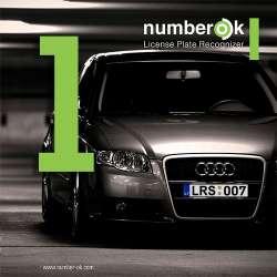 NumberOK automobilių numerių atpažinimo programa (1-o kanalo) | Pigiau | Skaitmeninių sprendimų grupė, MB | +37062775772 | info@ssgrupe.lt | Mindaugo g. 42, LT03210 Vilnius