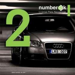 NumberOK automobilių valstybinių numerių atpažinimo programa | Skaitmeninių sprendimų grupė, MB | +37062775772 | info@ssgrupe.lt | Mindaugo g. 42, LT03210 Vilnius