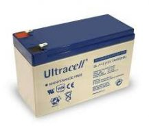 Akumuliatorius Ultracell 7,0Ah 12V | Skaitmeninių sprendimų grupė, MB | +37062775772 | info@ssgrupe.lt | Mindaugo g. 42, LT03210 Vilnius