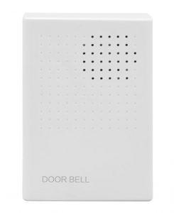 Durų skambutis skirtas praėjimo kontrolės sistemai | info@ssgrupe.lt | Skaitmeninių sprendimų grupė, MB | +37062775772