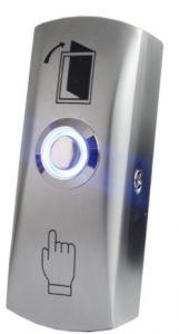 Išėjimo mygtukas su apšvietimu su LED apšvietimu SSG-6005L | Skaitmeninių sprendimų grupė, MB | +37062775772 | info@ssgrupe.lt | Mindaugo g. 42, LT03210 Vilnius