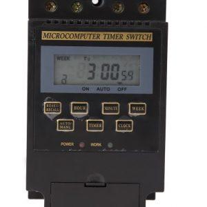 Laiko relė skirta kelio užtvaro ar vartų automatikos valdymui tam tikram laiko tarpui | Skaitmeninių sprendimų grupė, MB | +37062775772