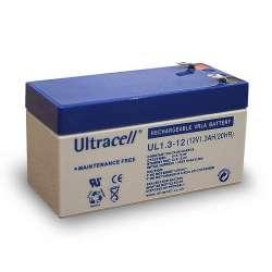 Akumuliatorius Ultracell 1,3Ah 12V