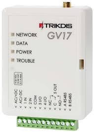 GSM vartų valdiklis GV17