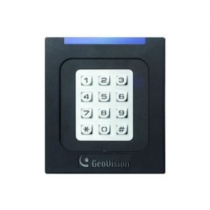 GV RK1352, kortelių skaitytuvas su klaviatūra