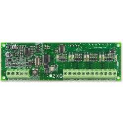 Spectra ZX8 SP 8 zonų išplėtimo plokštė