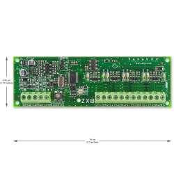 ZX8 8 zonų išplėtimo modulis